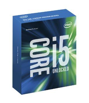 PROCESOR INTEL CORE I5 6600K