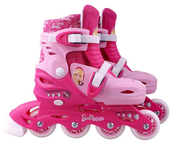 Role inline Barbie vel. 30-33