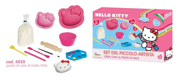 Set za modeliranje Hello Kitty