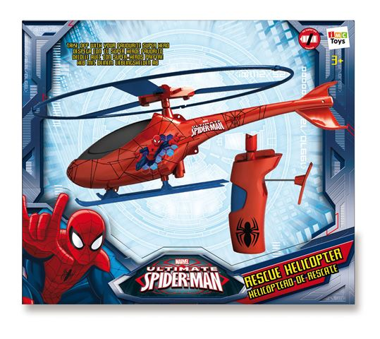 Spiderman helikopter za spašavanje