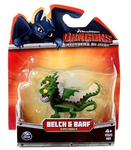 Figurice mini dragons Belch & Barf