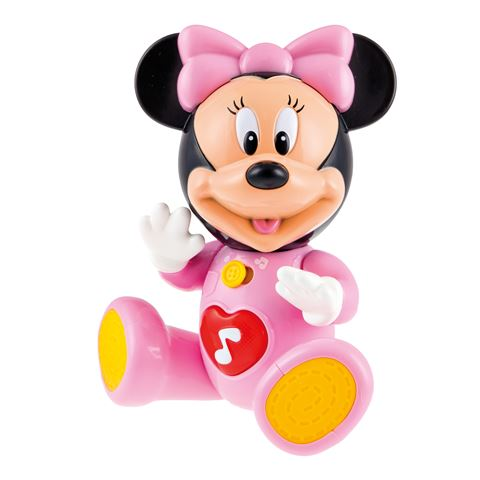 Lutka Minnie Mouse Clementoni