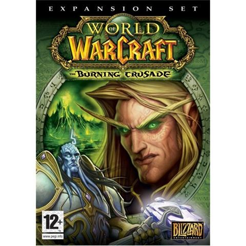 WOW: Burning Crusade Expansion PC
