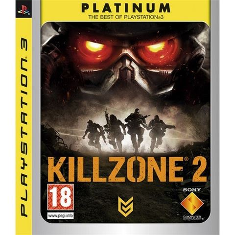 Killzone 2 Platinum PS3