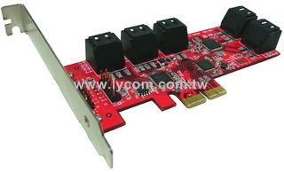 CON LYC PCIe Host adapter 2.0 AHCI