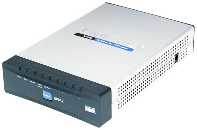 Cisco Small Business RV042-K9-EU